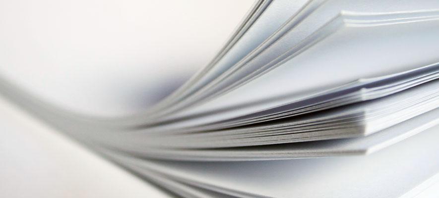 فروشگاه کاغذ و ملزومات چاپ فروشگاه کاغذ قائم کفیلی