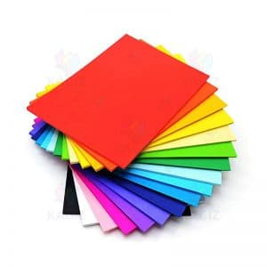 کاغذ رنگی A4 فتومکس ۷۵گرم بسته ۱۰۰برگی