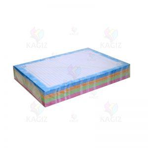 کاغذA480-گرم-خطداررنگی1